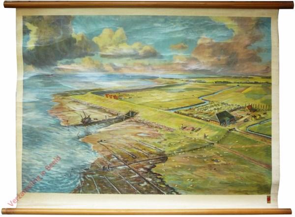 8 - Landgewinnung an der Nordseeküste